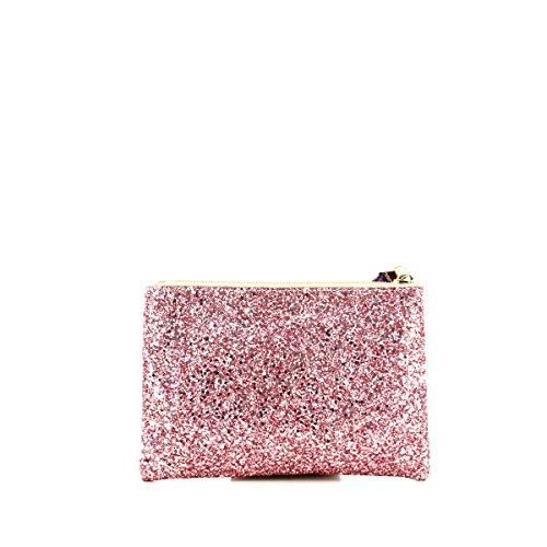 Pochette Glitter Rose