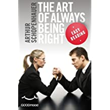The art of always being right (English Edition)