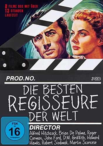 Die besten Regisseure der Welt [3 DVDs]