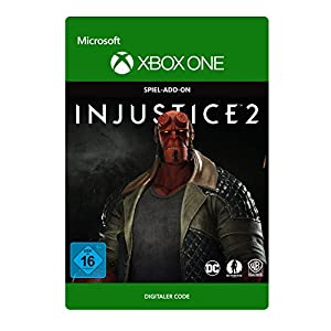 Injustice 2: Hellboy DLC | Xbox One – Download Code