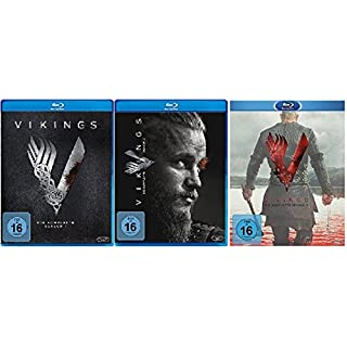 Blu-ray Set * Vikings - Season/Staffel 1+2+3 (1-3)