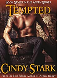 TEMPTED: Sexy Small Town Romance (Aspen Series Book 7) (English Edition)