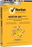 Norton 360 6.0 Premier Edition - 3 PCs