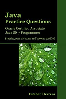 Java Practice Questions: Oracle Certified Associate, Java SE 7 Programmer (OCAJP) by [Herrera, Esteban]