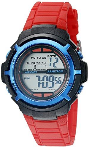 armitron-sport-unisex-45-7045rdbl-bleu-accented-montre-numerique-bracelet-en-resine-rouge