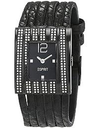 Esprit Damen-Armbanduhr Analog Quarz Edelstahl ES101162002
