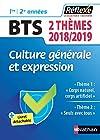 Culture générale et expression - Deux thèmes - Guide