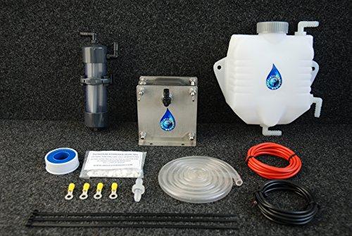 Absolutenergies HHO KIT BEC-2000 Dry Cell 11 Plates Generator 100% INOX 316L Fuel Economy