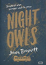 SPA-NIGHT OWLS par Jenn Bennett