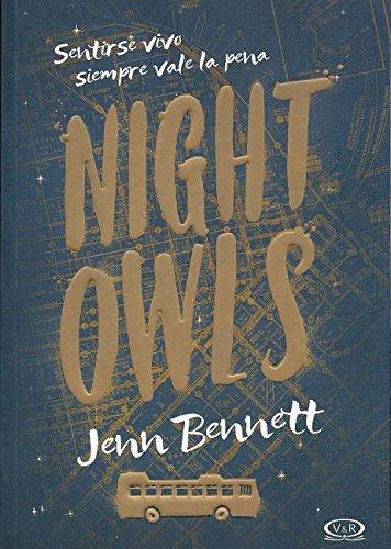 SPA-NIGHT OWLS por Jenn Bennett