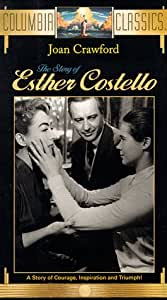The Story of Esther Costello [VHS]
