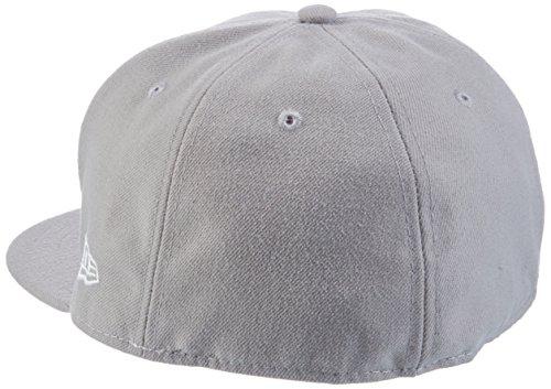 New era casquette pour homme original ne 5950 59 fifty-basic Gris - Gris
