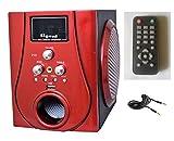 #10: PALCO M800 USB,AUX,FM Multimedia Speaker System