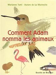 Comment Adam nomma les animaux