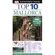 DK Eyewitness Top 10 Travel Guide: Mallorca by Jeffrey Kennedy (2009-02-02)