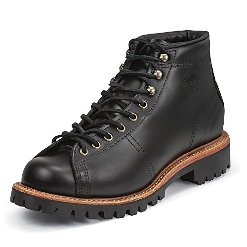 Chippewa, Bottes pour Homme Black Whirlwind