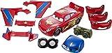 Mattel CKJ98 - Fahrzeug - Verwandlungskünstler McQueen