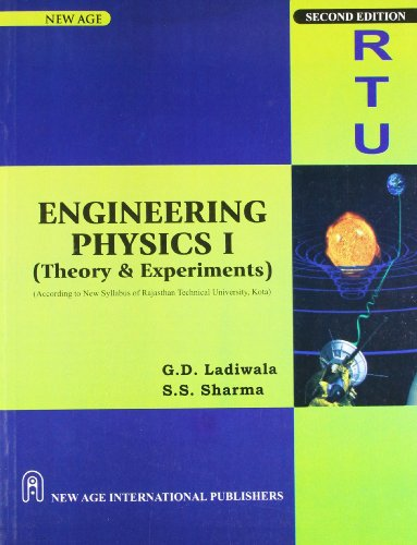 Engineering Physics-I (Theory & Experiments) (According to New Syllabus of Rajasthan Technical University, Kota)