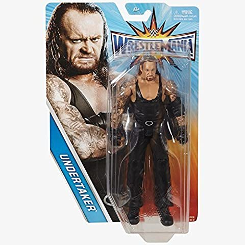 WWE Wrestlemania 33 Séries Basiques Figurine D'Action - «le Phenom» The Undertaker