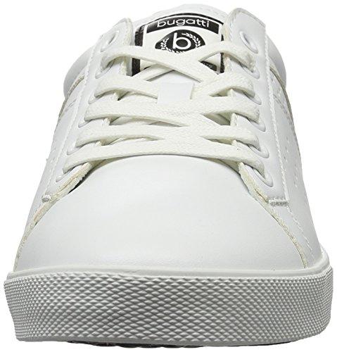 bugatti Herren K35016n Low-Top Weiß (weiß 200)