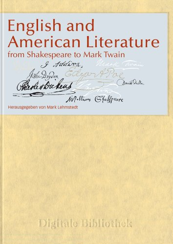 English and American Literature (PC+MAC)