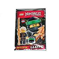 Blue Ocean LEGO Ninjago Lloyd Spinjitzu Minifigure Foil Pack Set 891834 (Bagged)
