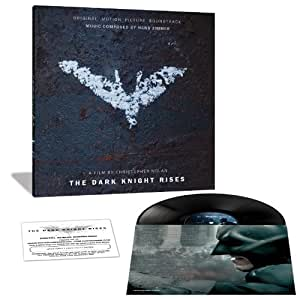 Ost: Dark Night Rises [VINYL]