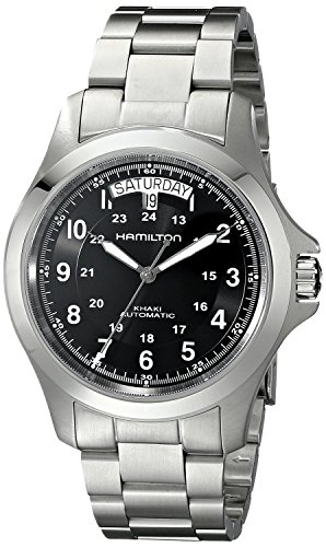 HAMILTON Watch Khaki Field King H64455133 Men's