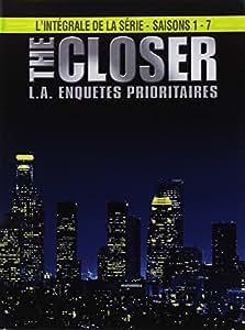 The Closer - L'intégrale des Saisons 1 à 7 - Coffret DVD