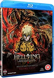Hellsing Ultimate Parts 5-8 Collection Blu-ray