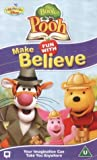 The Book Of Pooh: Fun With Make Believe [VHS]