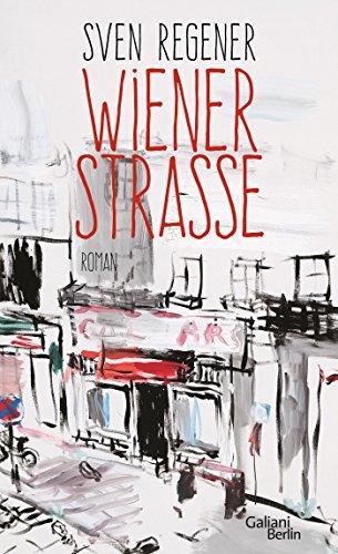 Buchcover Wiener Straße