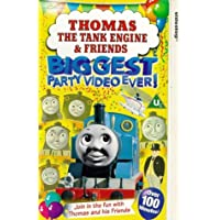 Thomas the Tank Engine and Friends: The Biggest Party Video Ever!
