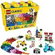 LEGO 10698 Classic Große kreative Bausteine-Box, Spielzeugaufbewahrung