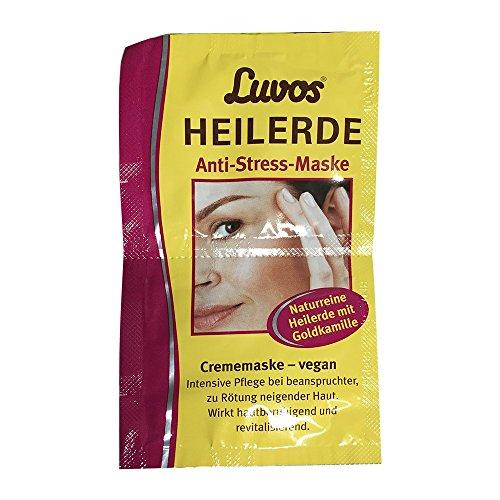Luvos Heilerde Creme-Maske mit Goldkamille, 2X7.5 ml
