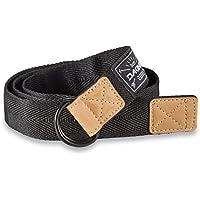 DAKINE BELT cintura da uomo con bordi a contrasto, Black, taglia unica, 08820015