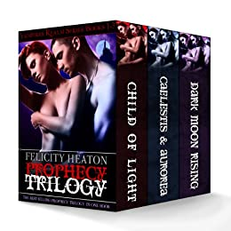 Prophecy Trilogy (Vampires Realm Romance Series Book 0) (English Edition) von [Heaton, Felicity]
