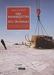 Des mammouths et des hommes : Deux espèces face aux variations du climat