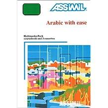 Arabic With Ease (1 livre + coffret de 3 cassettes) (en anglais)