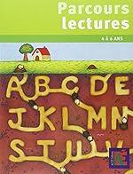 Parcours lectures 4 à 6 ans de Gaëtan Duprey
