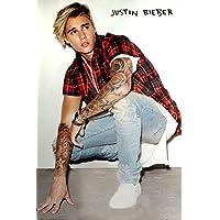 "GB Eye 61x 91,5cm ""Justin Bieber, Crouch"" Maxi Poster"