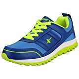 Best Walking Shoe For Men - Sparx Men's Blue Green Mesh Running Shoes Review