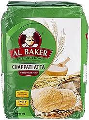 Al Baker, Chapati Atta Flour, 2kg