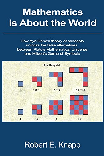 Mathematics is About the World: How Ayn Rand's Theory of Concepts Unlocks the False Alternatives Between Plato's Mathematical Universe and Hilbert's Game of Symbols (English Edition)