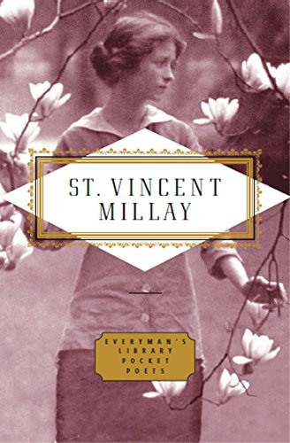 Poems: Edna St Vincent Millay (Everyman Library) by Edna St Vincent Millay (26-Mar-2010) Hardcover