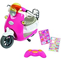 "Zapf Creation 824771"" Baby Born City RC Scooter Puppe, bunt"