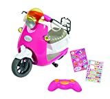 Baby Born 824771 City RC Scooter Radio Control, Pink