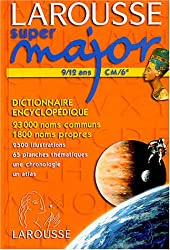 Super major 2004 + cahier francophonie