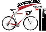 3M Lackschutz Folie Schutz für Fahrrad transparent (Bogen gross
