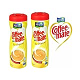 #8: Nestle Original Coffee Mate Richer & Creamer (Imported) 400 Grams (Pack Of 2)